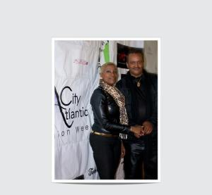 Lead Stylist: Roberta Batts and Stephen Wilkerson at Atlantic City Fashion Week