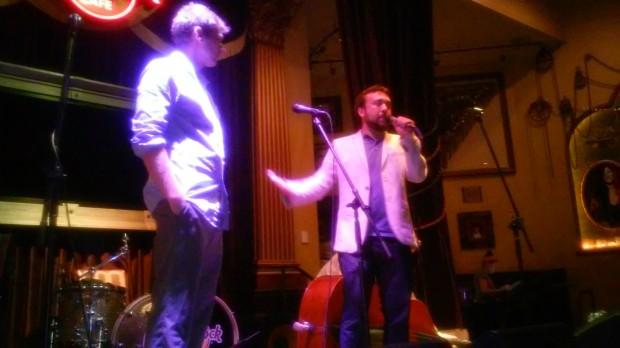 Tony Kauffman and Charlie Bartlett of KBM Productions (Photo Credit: TiffanyMoniQ)